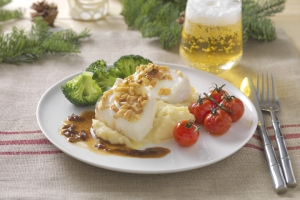 Halibut atlantický