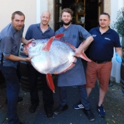 Fresh Fish Service a Restaurace Al Mulino | Moonfish